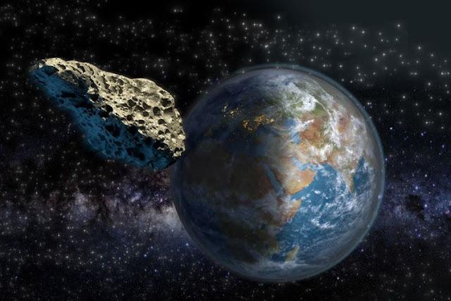 Tanpa Anda Sadari, Asteroid Seukuran Pesawat Nyaris Menabrak Bumi