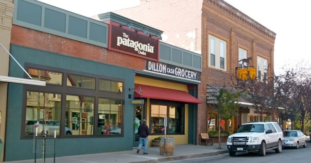 Rv Short Stops Patagonia Outlet In Dillon Montana