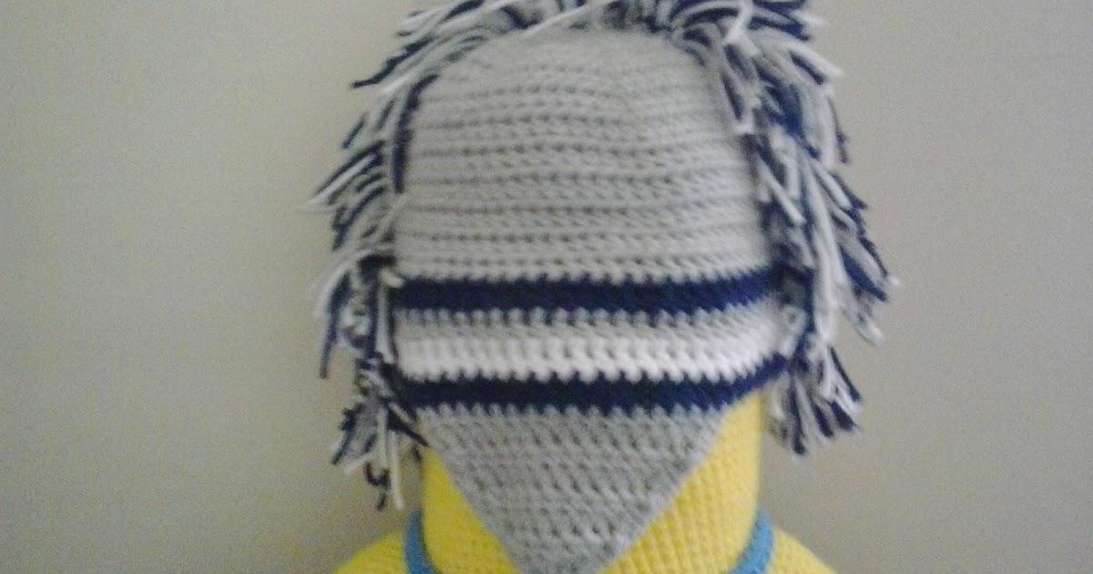 Crochet Fanatic Mohawk Hat