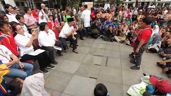 Pengelolaan Lingkungan Hidup Kota Bandung Diapresiasi Menteri KLH