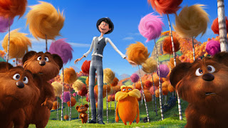 Dr Suess 3D movie graphics