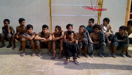 Korban Perbudakan Buruh 2013