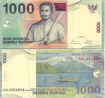Uang 1000 lama