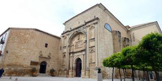 Baeza, Iglesia Convento de San Francisco.