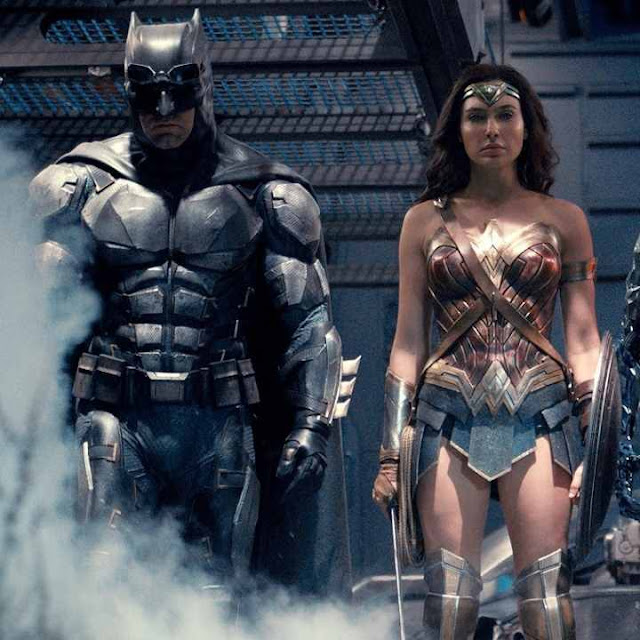 Batman y Wonder Woman regresan en Justice League