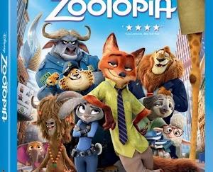 Zootopia (2016) BluRay 360p Subtitle Indonesia