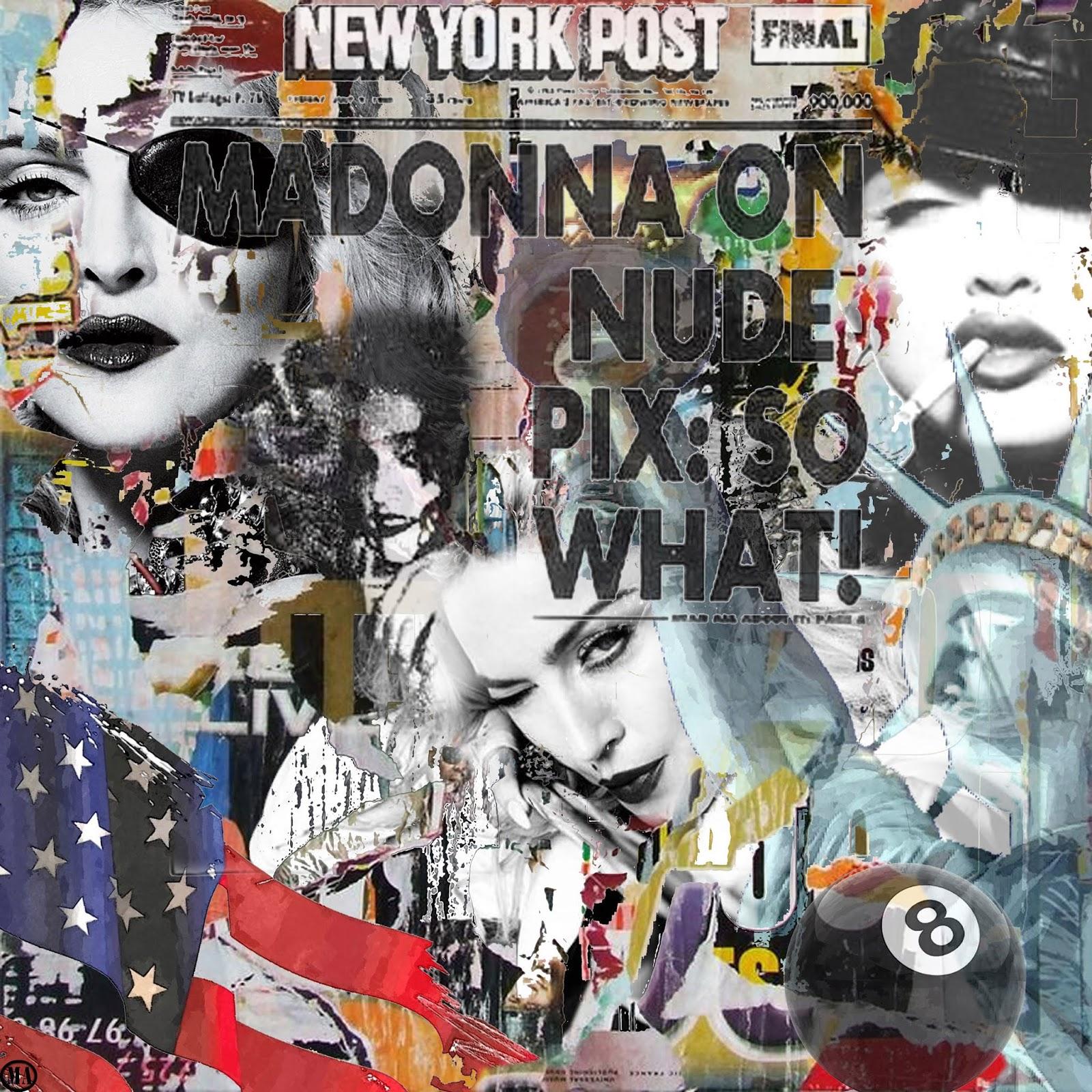 Artraum Mosimo Galerie Kunstgalerie The Pop Art Queen Madonna