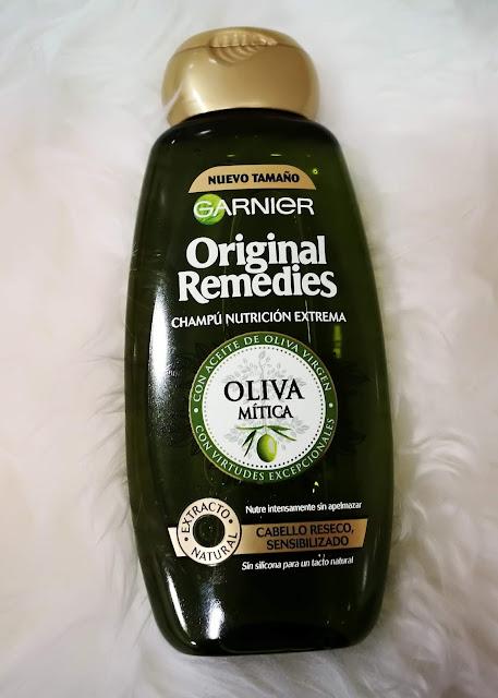 Original Remedies Oliva mitica