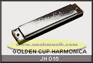 Harmonika Golden Cup JH016