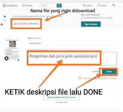 Cara Download File di Scribd Secara Gratis Dengan Panduan Lenkapnya  Tutorial: 4 Cara Download File di Scribd Secara Gratis Dengan Panduan Lenkapnya + gambar