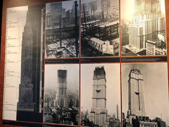 Construcción del Empire State. Nueva York con adolescentes | turistacompulsiva.com