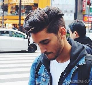 gaya rambut pria terkini