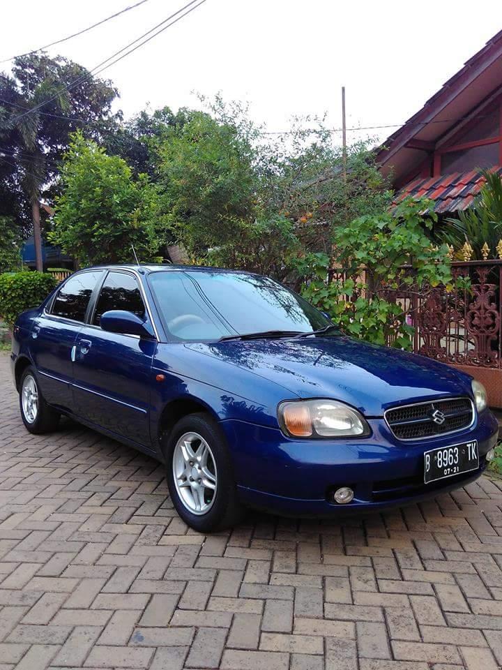 Dijual Suzuki Baleno 2001 Facelift Manual Harga 44 Jt Nego Tifis Lapak Mobil Dan Motor Bekas