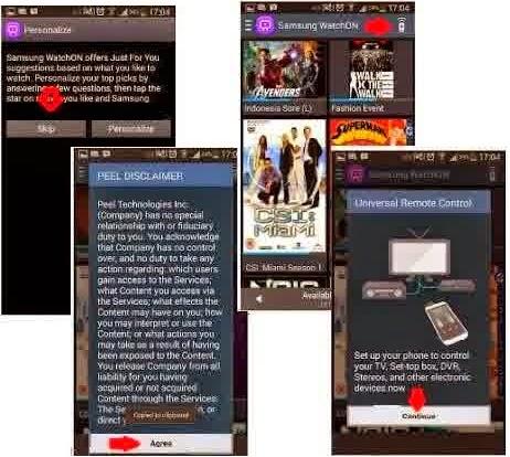 Cara Menjadikan Smartphone Android Sebagai Remote TV