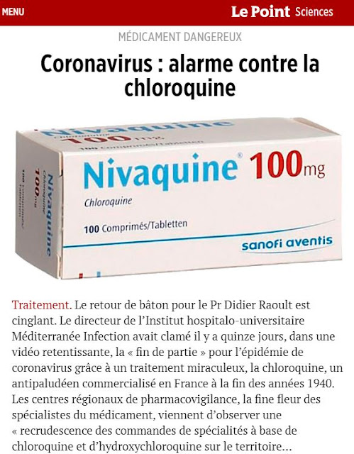 magasin chloroquine 250mg les effets secondaires