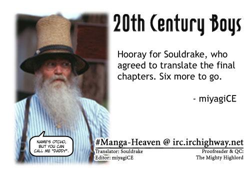 20th Century Boys chapter 243 trang 3