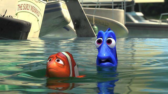 Fotograma: Buscando a Nemo (2003)