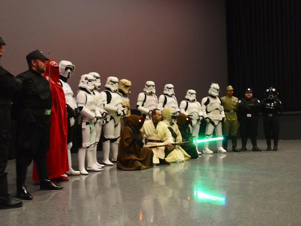 Star Wars Rogue One & A Nerd Engagement