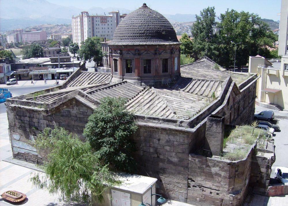 Image result for kayseri meryem ana kilisesi