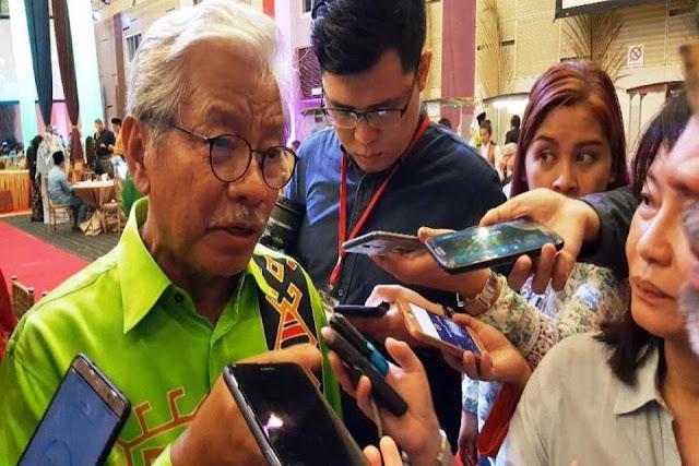 Kajian Semula Perjanjian Malaysia Sebagai Melengahkan Usaha Mengembalikan Hak Sarawak Dan Sabah