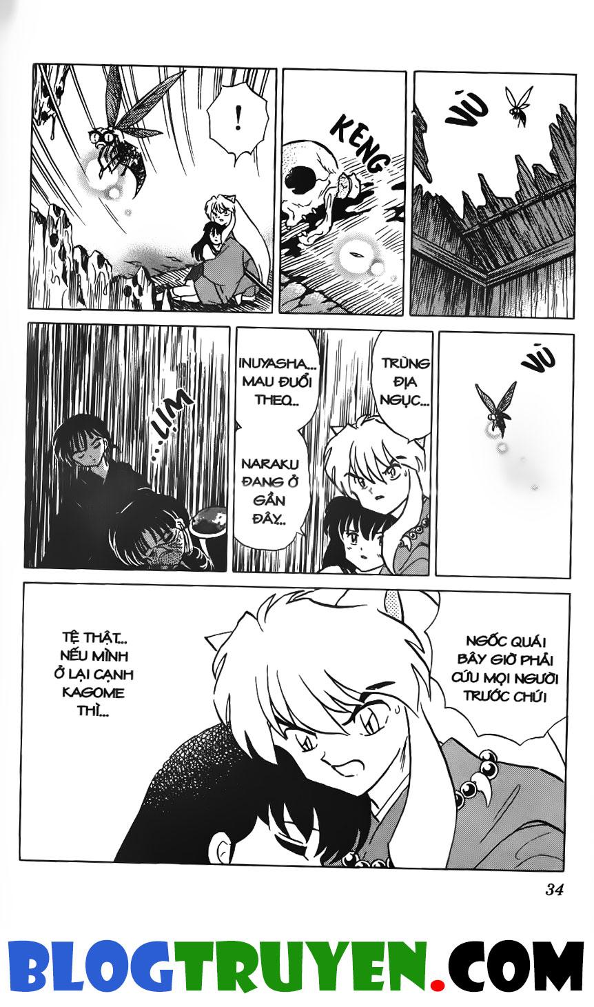 Inuyasha vol 25.2 trang 13