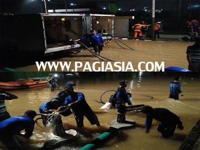Gerindra DKI: Ahok Jangan Hanya Menyalahkan Soal Banjir, Harus Introspeksi