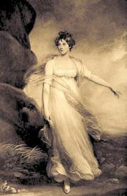 Margaret Mercer Elphinstone by John Hoppner  in John Hoppner RA by WD McKay and W Roberts (1909)