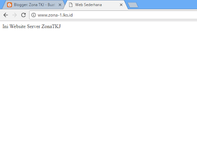 Cara Instalasi dan Setting Web Server Nginx Debian 9 5