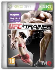 UFC Personal Trainer  2011 Xbox 360