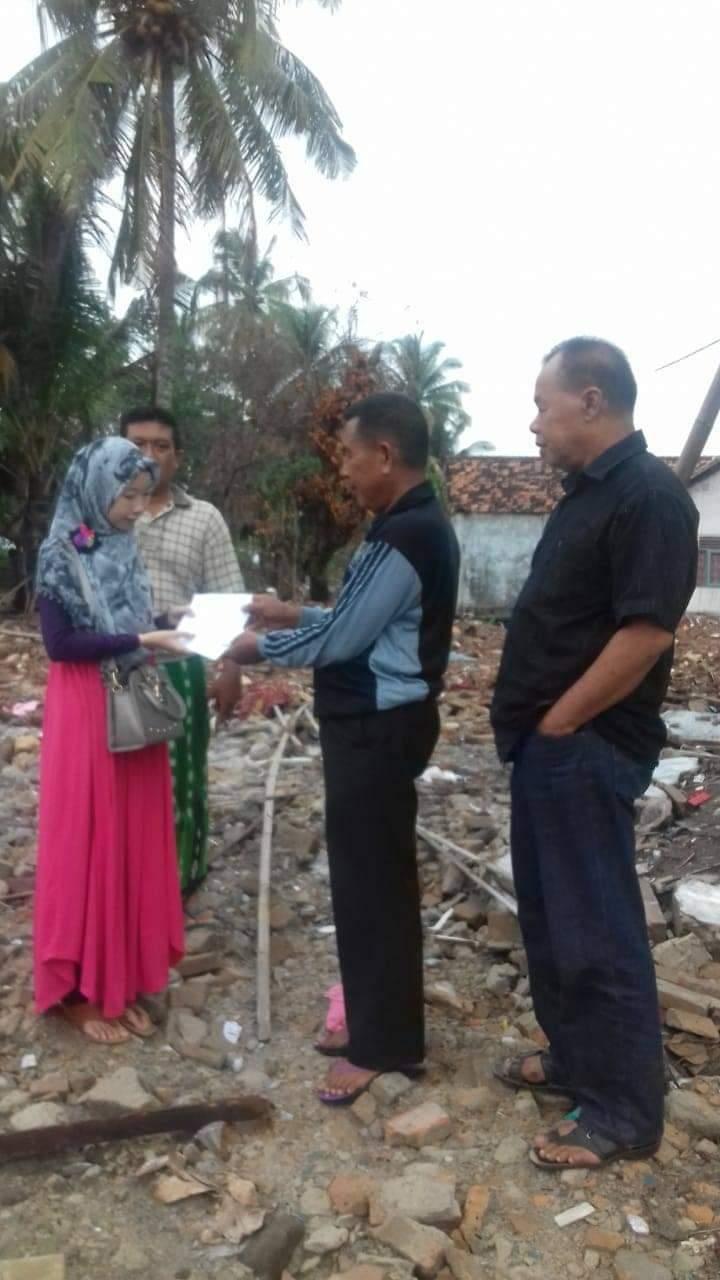 Tsunami Selat Sunda Masih Menyisakan Duka (22/12/2018)