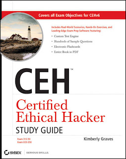 CEH Certified Ethical Hacker Study Guide by Kimberly Graves PDF Book Download