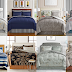 $29.99 (Reg. $100) + Free Ship 8-Pc Reversible Comforter Set! Choose from Full, Queen, King, & Cal King Sizes!