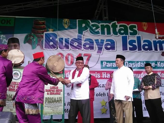 Walikota Buka Pentas Budaya Islami 2017