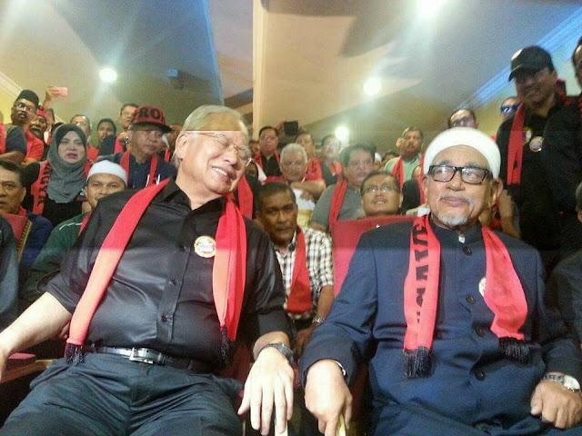 Image result for Gambar Pas dan Umno