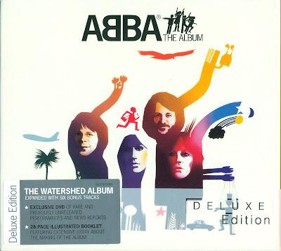 Resultado de imagen de ABBA The Album - Deluxe