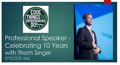 Professional Speaker - Thom Singer