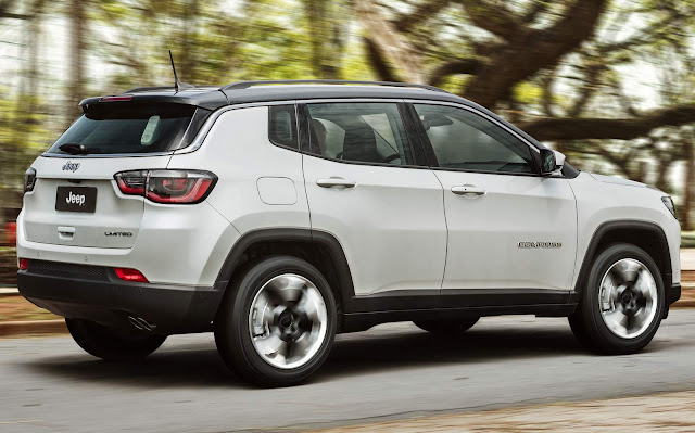 Jeep Compass Flex Limited 2017