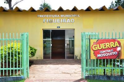 Prefeitura de Figueirão, no Mato Grosso do Sul