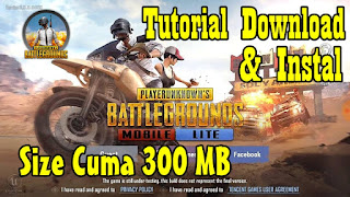 Cara Download dan Instal PUBG Mobile Lite Di Android