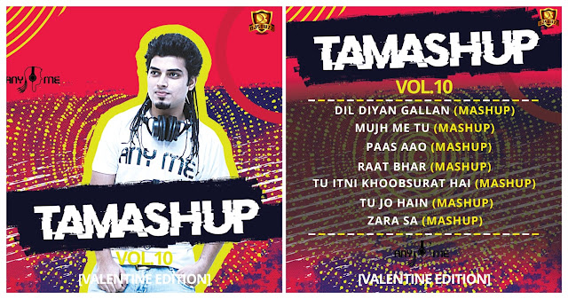 Any Me - Tamashup Vol. 10 [Valentine Edition]