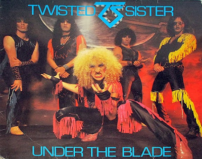 Twisted Sister Under The Blade 1982