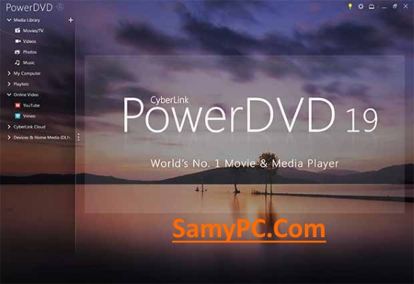 CyberLink PowerDVD Ultra Free Download Full Latest Version