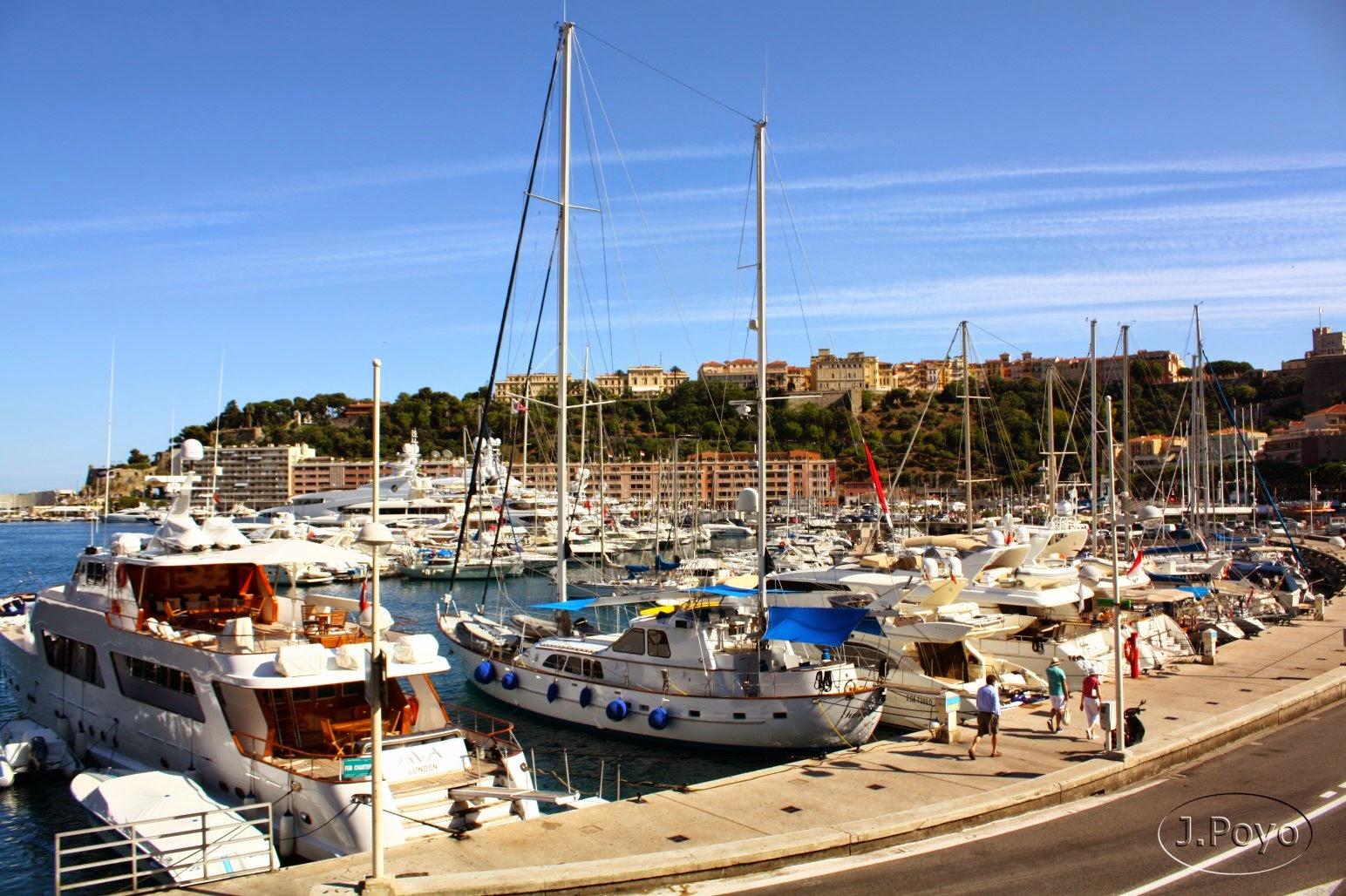 Puerto Hércules de Mónaco