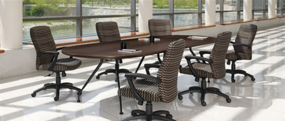 Global Racetrack Conference Table