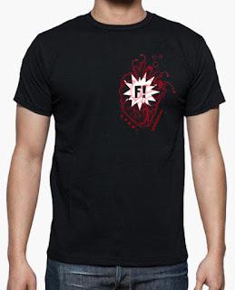 Camiseta Corazón Festivalero Chico
