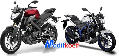Harga Motor Yamaha Sport Mt 25