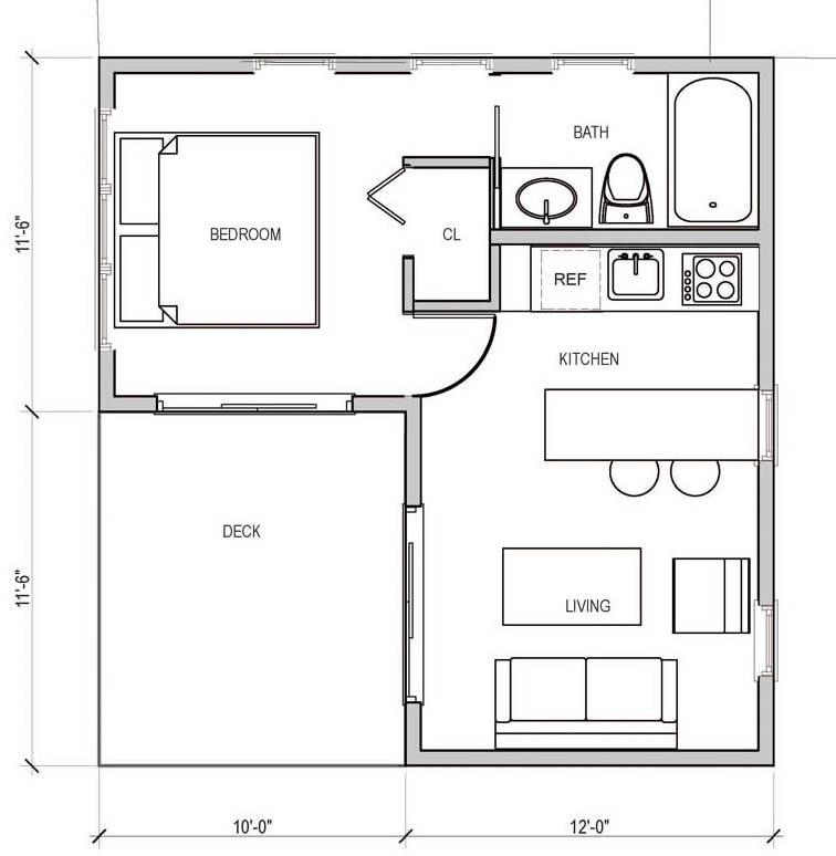 Home Floor Plans in addition Ecoperch Tiny Cabin additionally Small House Design 2 together with Small House Floor Plans Cottage also Industrial Lofts Floor Plans. on micro cottage house plans