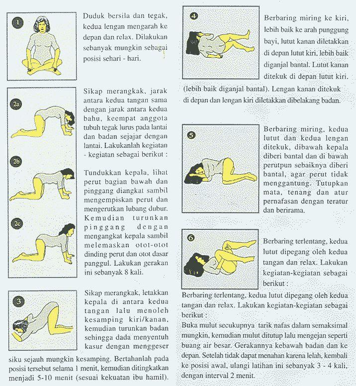 Supaya Aman dan Nyaman, Coba 3 Posisi Tidur Ini Setelah Melahirkan