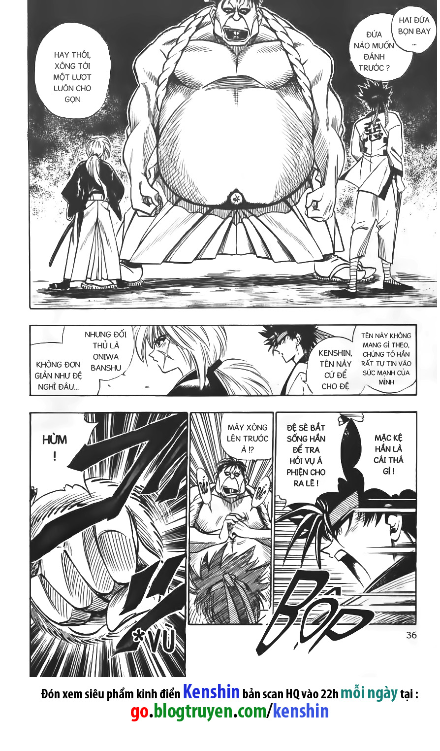 Rurouni Kenshin chap 17 trang 13