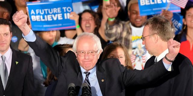 Sanders defeats Clinton in Oklahoma vote